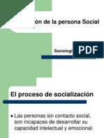Unidad 2 Formacion de La Persona Social