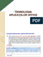 Curs 1_2 Excel 2010
