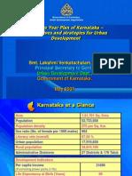 11th FYP Karnataka Perspective - Seminar 4.5.07