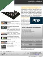 OCZ Vertex4 M Product Sheet