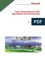 Fault Tolerant Ethernet (FTE)