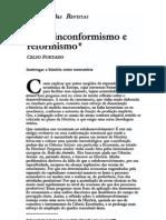 Celso Furtado - Entre Inconformismo e Reformismo