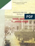 Hipólito Billini -----Cosas, escritos y otras cosas..pdf