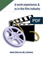 howtogetworkexperienceandinternshipsinthefilmindustry