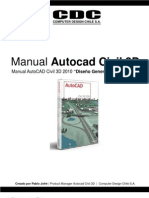 Manual Civil 3d - Academia