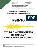 Titulo G NSR 10.Unlocked