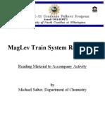 Maglev Train References