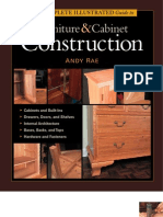 Furniture and Cabinet Construction