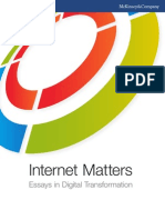 MGI Internet Matters Essays in Digital Transformation
