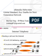 IMS IP Multimedia Subsystem sontungdt7