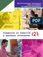 INATEC normativa_atencion_empresas.PDF