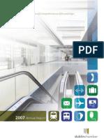 Dublin Chamber of Commerce Annual Report 2007