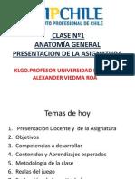 Clases 1-6 Ppt Primera Unidad Completa Ipchile[1]Introduccion a La Anatomia General