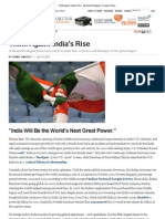 Think Again_ India's Rise - By Sumit Ganguly _ Foreign Policy