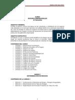 Separata SEG. EMP. - UNIDAD 1 - (Ses 1, 2, 3) Determinacion de Riesgos