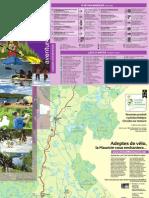 Carte Plein air - Tourisme Mauricie