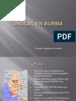 Unocal en Burma