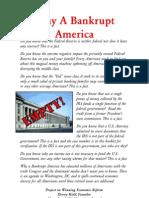 Why a Bk America