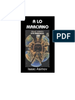 Isaac Asimov - A Lo Marciano
