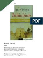 İLBER ORTAYLI - Tarihin İzinde.pdf