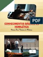 palestra Homilética
