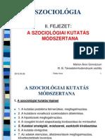 A Szociologiai Kutatas Modszertana_XI.B