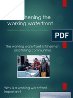 strengthening the working waterfront draft 3
