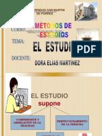 TEMA1 EL Estudio
