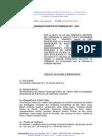 CCT Agentes Autônomos da Capital 2011-2012
