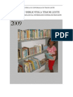 Diretoriu Biblioteka Timor Leste 2009