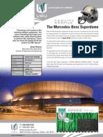 UBU Sports Facility Profile - Superdome
