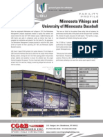 UBU Sports Facility Profile - Metro Dome