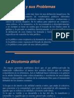Dicotomía Publico-Privado