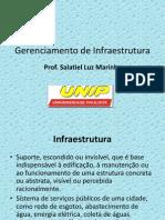 Gerenciamento de Infraestrutura