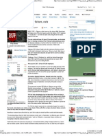The Associated Press features Dartmouth Tuck School of Business Professor Robert Howell on Citigroup layoffs, 11/17/08