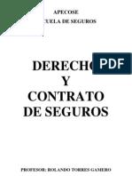 Apecose.separata Derecho y Contrato de Seguros (Parte 1)
