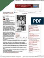 Philadelphia Daily News features Villanova School of Business Professor Quinetta Roberson on Michelle Obama, 11/26/08