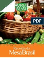 Livro Mesa Brasil Senac RS