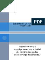 PASOS PARA LA INVESTIGACIÓN DE PROYECTOS