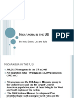 Nicaragua in the US