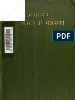 Mead, GRS - The Gospels and the Gospel (1902)