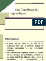 Teorías Cognitivas del Aprendizaje [1]