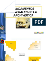 1.Introduccion a La Archivistica
