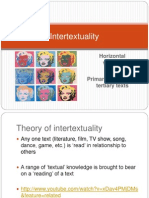 Intertextuality (1)