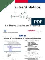 2.0 Bases Usadas en Sintéticos