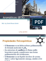 Aromáticos (BTX)