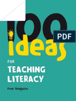 Fred Sedgwick 100 Ideas for Teaching Literacy 2010
