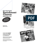 Enrichment Spring Unpaginated