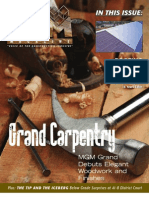 CAM Magazine May 2008 - Carpentry, Roofing