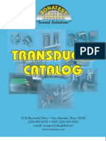 Catalogo Transductores